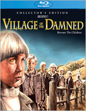 Village of the Damned: Collector's Edition (Blu-ray Disc)