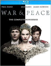 War & Peace (Blu-ray Disc)