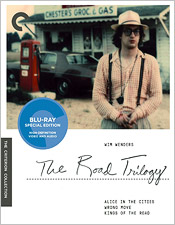Wim Wenders: The Road Trilogy (Blu-ray Disc)