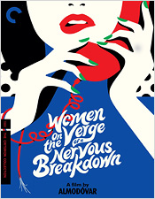 Women on the Verge of a Nervous Breakdown (Criterion Blu-ray Disc)