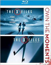The X-Files: Movie Double Feature (Blu-ray Disc)