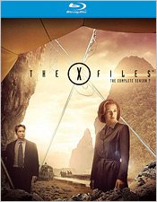 The X-Files: The Complete Season 7 (Blu-ray Disc)
