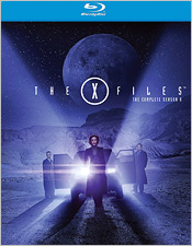 The X-Files: The Complete Season 8 (Blu-ray Disc)