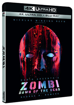 Zombi (4K Ultra HD Blu-ray - ITALIAN)