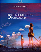 5 Centimeters Per Second (Blu-ray Disc)