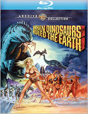 When Dinosaurs Ruled the Earth (Blu-ray Disc)