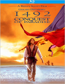 1492: Conquest of Paradise (Blu-ray Disc)