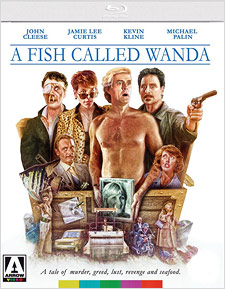 A Fish Called Wanda: Special Edition (Blu-ray Disc)