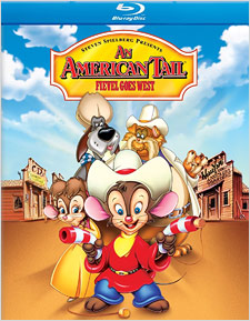 An American Tail: Fivel Goes West (Blu-ray Disc)
