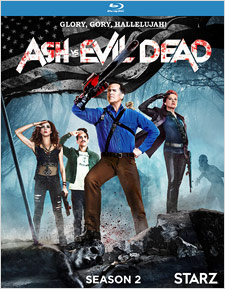 Ash vs Evil Dead: Season 2 (Blu-ray Disc)