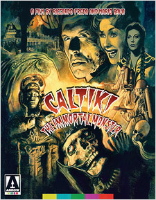 Caltiki: The Immortal Monster (Blu-ray Disc)
