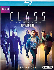Doctor Who: Class - Season One (Blu-ray Disc)