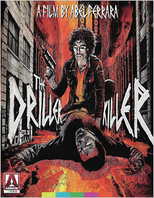 The Driller Killer: Special Edition (Blu-ray Disc)