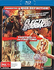 Electric Boogaloo & Machete Maidens Unleashed! (Blu-ray Disc)