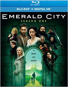 Emerald City: Season One (Blu-ray Disc)