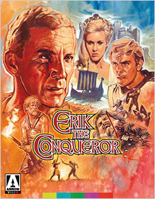 Erik the Conqueror (Blu-ray Disc)