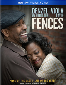 Fences (Blu-ray Disc)