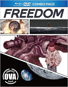 Freedom: The Complete OVA Series (Blu-ray Disc)