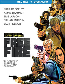 Free Fire (Blu-ray Disc)