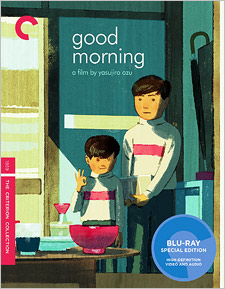 Good Morning (Criterion Blu-ray)