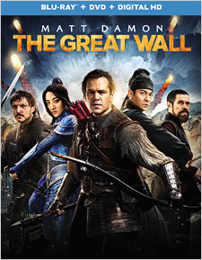 The Great Wall (Blu-ray Disc)