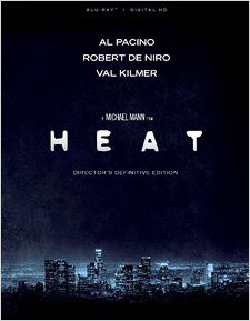 Heat: Director's Definitive Edition (Blu-ray Disc)