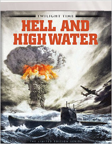 Hell and High Water (Blu-ray Disc)