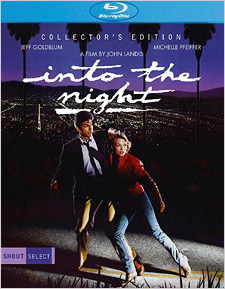Into the Night (Blu-ray Disc)