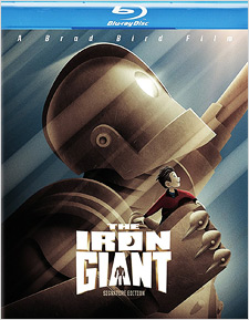 The Iron Giant: Signature Edition (Blu-ray Disc)