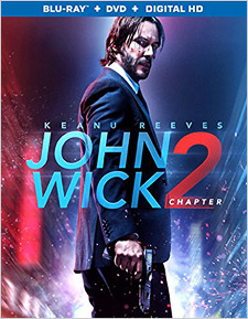 John Wick: Chapter 2 (Blu-ray Disc)