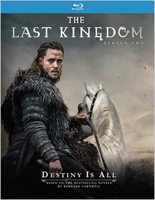 The Last Kingdom: Season Two (Blu-ray Disc)