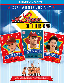 A League of Their Own: 20th Anniversary Edition (Blu-ray Disc)