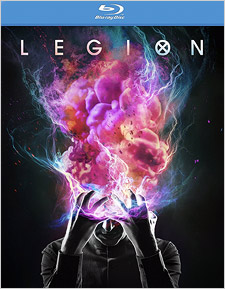 Legion: Season One (Blu-ray Disc)