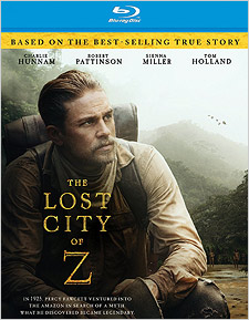 The Lost City of Z (Blu-ray Disc)