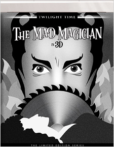 The Mad Magician (Blu-ray 3D)