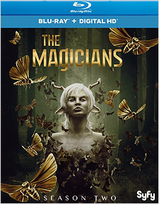 The Magicians: Season Two (Blu-ray Disc)
