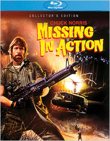 Missing in Action: Collector's Edition (Blu-ray Disc)