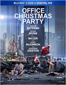 Office Christmas Party (Blu-ray Disc)