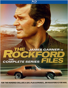The Rockford Files: The Complete Series (Blu-ray Disc)