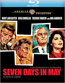 Seven Days in May (Blu-ray Disc)