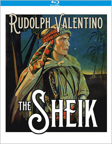 The Sheik (Blu-ray Disc)