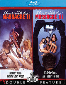 Slumber Party Massacre II/III (Blu-ray Disc)