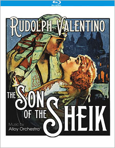 The Son of the Sheik (Blu-ray Disc)