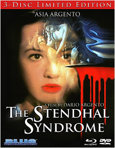 The Stendhal Syndrome: Limited Edition (Blu-ray Disc)