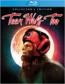 Teen Wolf Too: Collector's Edition (Blu-ray Disc)