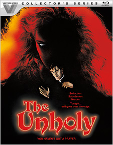 The Unholy (Blu-ray Disc)