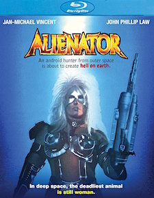 Alienator (Blu-ray Disc)