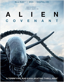 Alien: Covenant (Blu-ray Disc)