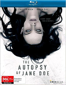 The Autopsy of Jane Doe (Blu-ray Disc)