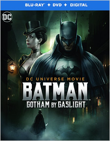 Batman: Gotham by Gaslight (Blu-ray Disc)